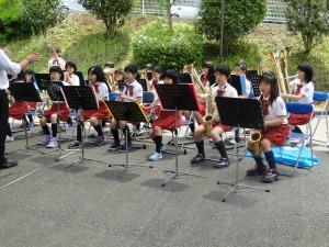 清水小学校ブラスバンド